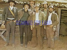 Butch Cassidy And The Sundance Kid Paul Newman Ted Cassidy Great Photo