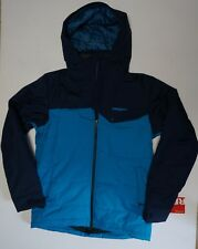 New Patagonia Rubicon Jacket Mens XL Ski snowboard Grecian Blue