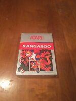 Kangaroo Atari 2600 Video Game 1987 NIB New in Package