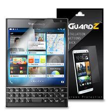 6X EZguardz Screen Protector Skin Cover HD 6X For Blackberry Passport (Clear)