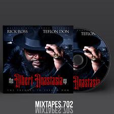 Rick Ross - Albert Anastasia EP Mixtape (Full Artwork CD/Front/Back Cover)
