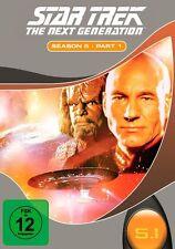 Star Trek Next Generation Season 5.1 NEU OVP Sealed Deutsche Ausgabe ohne Pappe
