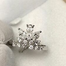 18ct White Gold Natural Untreated Diamond VS/G Ring