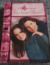 LAS CHICAS GILMORE TEMPORADA 5 COMPLETA - 6 DVD - 22 CAPITULOS - EN BUEN ESTADO