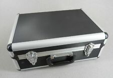 Aluminum Trimmed Tool-Camera-Gun-Electronics-Equipment Case Rugged Free Shipping