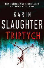 Triptych, By Slaughter, Karin,in Used but Acceptable condition
