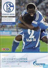 Schalker Kreisel + 20.02.2009 + FC Schalke 04 vs. Borussia Dortmund + Derby +