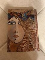 "Laural Burch ""Soul And Tears"" Lined Journal Paperblanks Spirit of Womenkind"