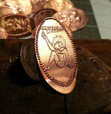 Betty Boop (2) - Golf Ball Marker Pressed copper Penny Ball Mark
