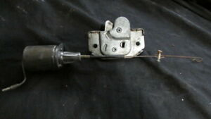 HOLDEN WB STATESMAN DEVILLE CAPRICE BOOT LOCK SOLONOID WITH CATCH VGC MAGNUM