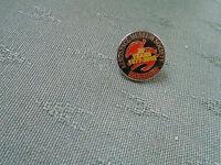 1977 - 2002 25 YEARS MEMBER AEROSPACE MUSEUM SOCIETY - METAL PIN BADGE