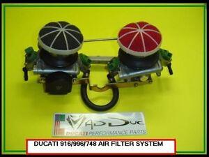 DUCATI  916/996/748  RACE AIR FILTER