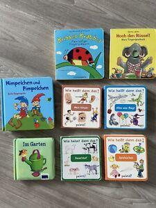 Babybücher Lernen Paket wie heißt denn das?