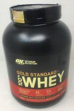 Optimum Nutrition  Gold Standard 100  Whey  Extreme Milk Chocolate 5 lbs  (B Mi)
