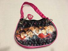 One Direction Girls Purse Tote Bag Handbag 1D Pink