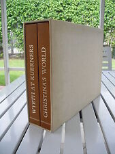 WYETH AT KUERNERS & CHRISTINA'S WORLD 1982  LIMITED EDITION OF 200 COPIES SIGNED