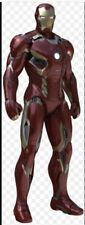 IRON MAN MARK 45 - FULL BODY SUIT COSPLAY COSTUME ADULT ARMOR FREE ARC & HELMET