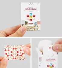 Nacoo's Kawaii Small Label Sticker Set ( 96 pcs in paper box ) - Pattern MINI