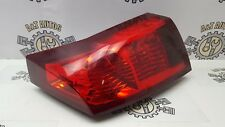 CADILLAC CTS SALOON '05 RIGHT DRIVER SIDE REAR EXTERIOR LIGHT LAMP