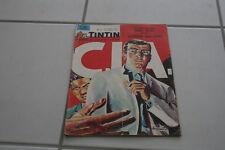 Tintin n°824 de 1964 jimmy stone atanasio Formule 1