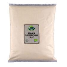 Organic Garlic Powder 5kg Certified Organic