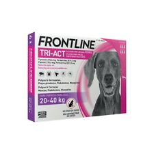 FRONTLINE Tri-Act 20-40 KG (6 Pipettes)