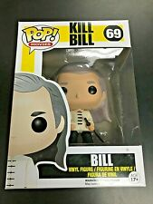 Bill #69 - Kill Bill Funko Pop Vinyl Figure - Rare Vaulted - Very Good Condition