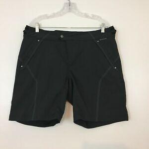 Specialized Men's Cycling Shorts Size XL Black Bike Athletic Adjustable Waist