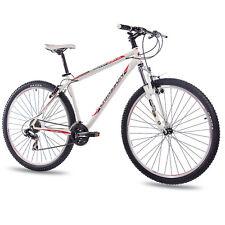 "29"" pulgadas MTB mountainbike bicicleta chrisson remover 1.0 con 21g blanco mate"