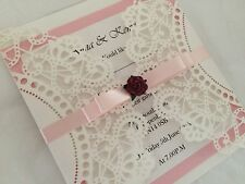 Envelope Wedding Invitations Less than 10