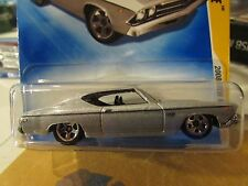 Hot Wheels '69 Chevelle 2008 New Models Silver