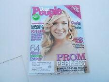 MARCH 2006 TEEN PEOPLE  teen  magazine LAGUNA BEACH'S KRISTIN