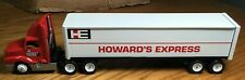 "Winross International 8300 ""Howard's Express TractorTrailer 1/64"