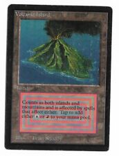 MTG Magic the Gathering - VOLCANIC ISLAND - Limited Beta