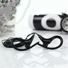 In Ear Clip On W/ Mic Over Ear Headphone Earphone For Running Jogging Sports Hot