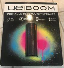 UE BOOM Portable  Bluetooth Speaker