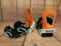 snowboard bindings size XS/M SWITCHBACK #London 1122