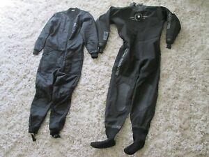 Bare Nex-Gen Pro Drysuit (Mens L )  Gaitors linning
