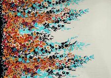 """44"""" Wide Light Weight Fabric Cotton Fabrics Decorative Material Craft By 1 Metre"""