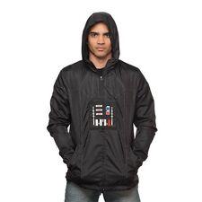 Officially Licensed Star Wars Darth Vader (Xl) Windbreaker Jacket Disney