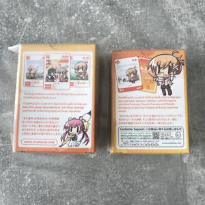 jeu de carte pour apprendre le Japonais