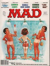 Mad Magazine October 1978 Coma love Boat Summer Camps 031318DBE