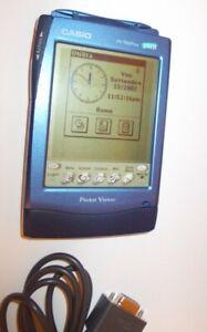 PALMARE Casio PV-750 PLUS -  POCKET VIEWER - FUNZIONANTE - CONDIZIONI PERFETTE