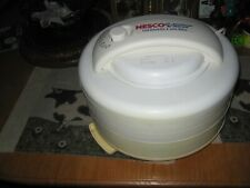 New ListingNesco Fd-60 Snackmaster Express Food Dehydrator Used In Great Working Condition