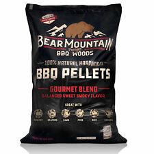 Bear Mountain BBQ FK99 All-Natural Hardwood Gourmet Blend Smoker Pellets, 20 lbs