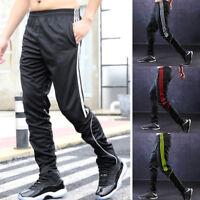 Men's Sports Pants Fitness Gym Trousers Tracksuit Workout Joggers Sweatpants G3