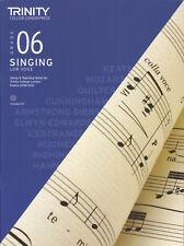 TRINITY SINGING 2018-2021 Grade 6 Low Voice + CD