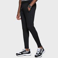 Raith Core Poly Track Pants - Blackout