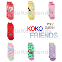 BTS Official Cozy Sleeping Fuzzy Socks Baby BT21 Authentic Goods KPOP Item MD