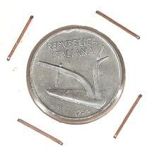 Italy: 10 Lire 1954R UNC